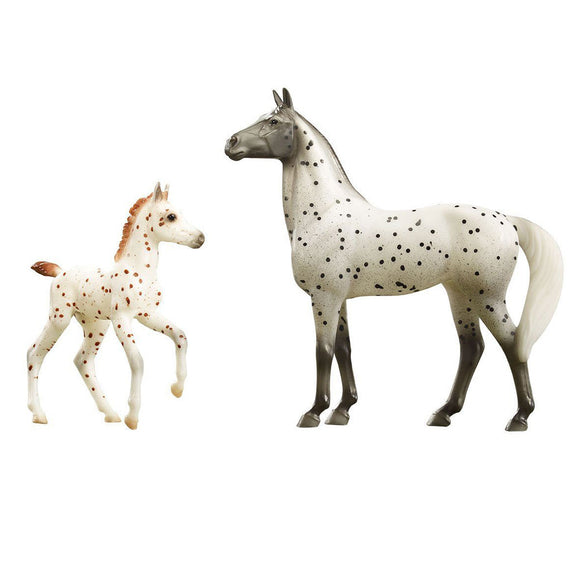 Breyer®Spotted Wonders,  Knabstrupper Set