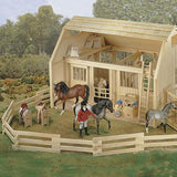 Breyer® Traditional Wood Corral