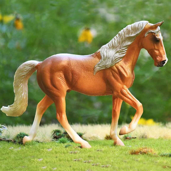 Breyer® Golden Palomino Tennessee Walking Horse