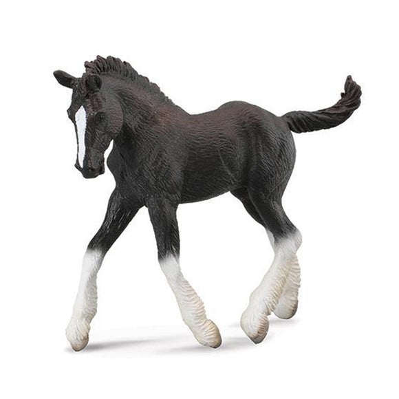 Breyer®by CollectA Black Shire Foal