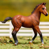 Breyer®by CollectA Bay Quarter Horse Foal