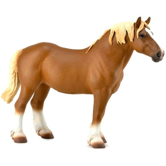 Breyer®by CollectA Chestnut Belgian Mare
