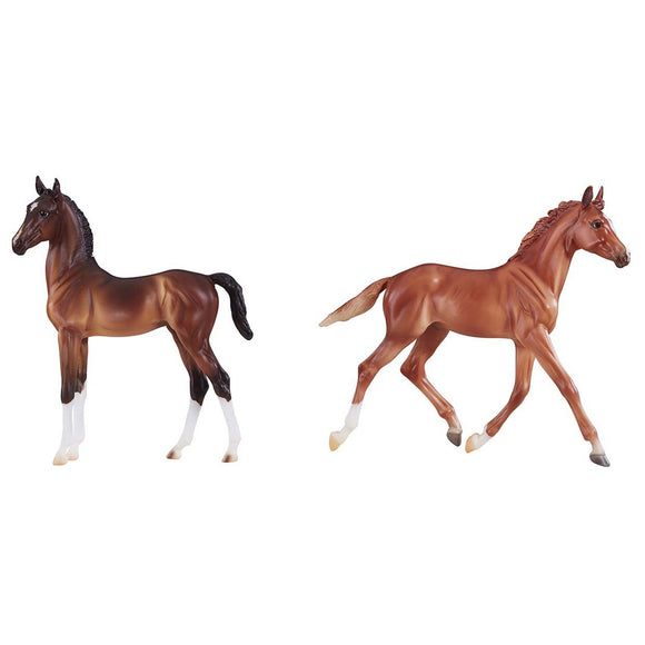 Breyer® Best of British Foal Set
