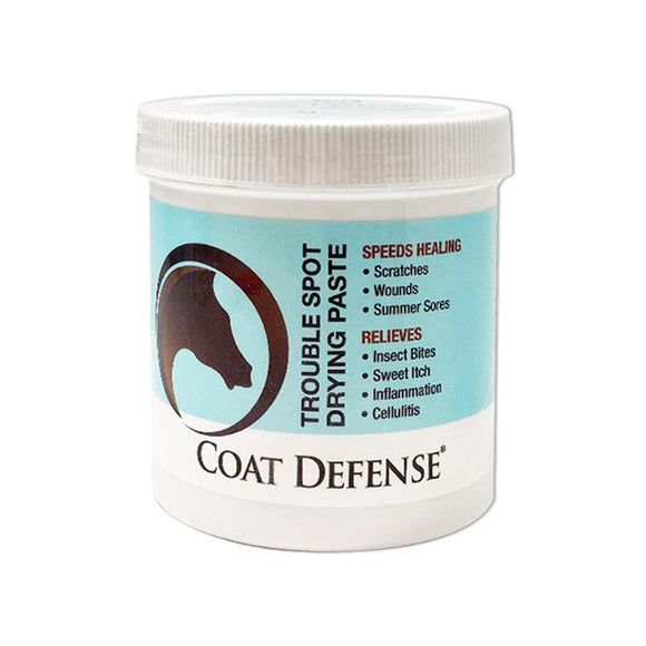 COAT DEFENSE TROUBLE SPOT DRYING PASTE,  24 oz