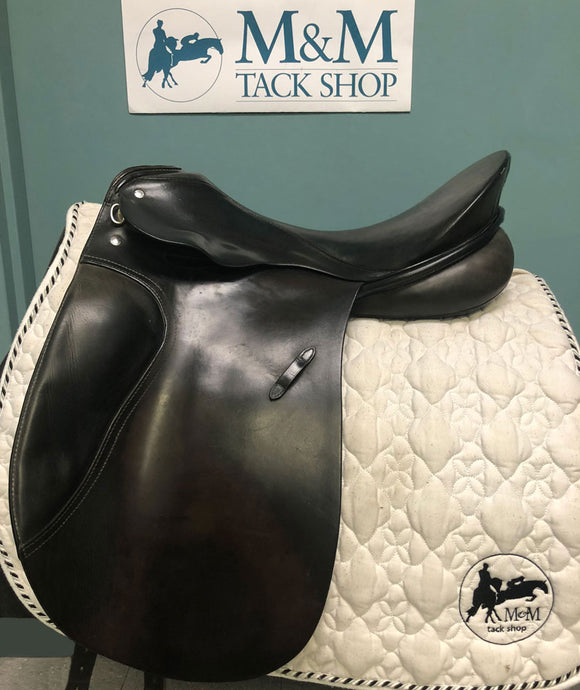 Used Passier Optimum Dressage Saddle