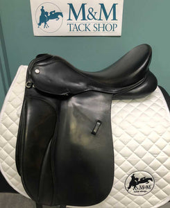 Colllegiate Jessica Dressage Saddle