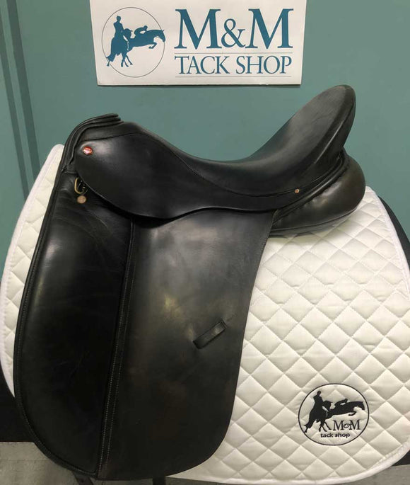 Albion SLK Low Head, Standard Seat Dressage Saddle
