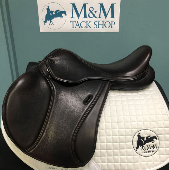 Smith-Worthington Stellar Altair Jump Saddle