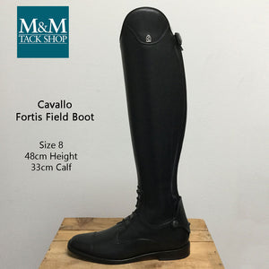 Cavallo Fortis Field Boots, US8/UK5.5, 48H/33C