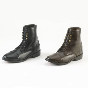 EquiStar™ All-Weather Synthetic Laced Paddock Boot