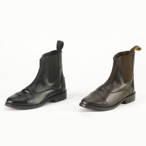 EquiStar™ All-Weather Synthetic Zip Paddock Boots