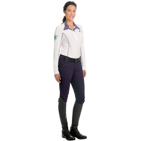 Romfh® Sarafina Full Seat Breech, Crushed Grape