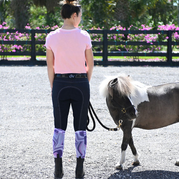 Ovation® SoftFLEX Classic Full Seat Breech