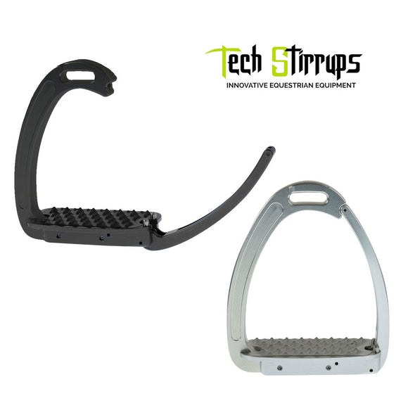Tech Stirrups Venice Safety Stirrup Irons, 4