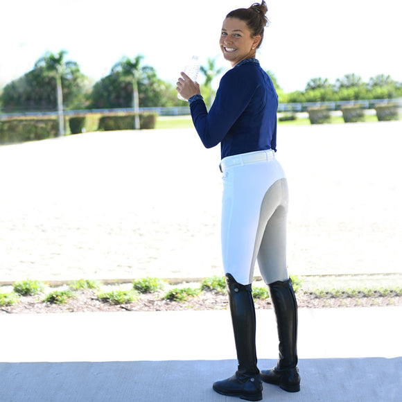 Ovation® Celebrity Classic Full Seat Breech