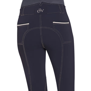 Ovation® Heiress Knee Patch Breech