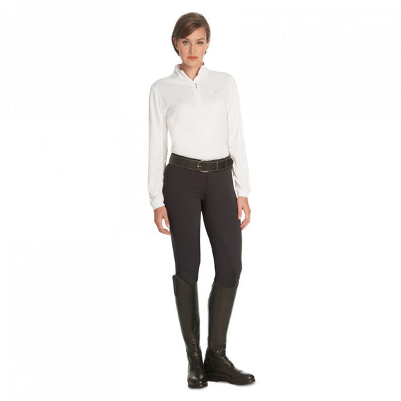 Ovation® AeroWick™ Full Seat Riding Tights