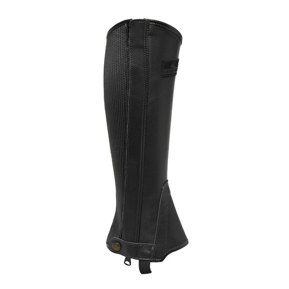 Grand Prix Leather Half Chaps