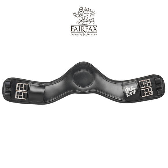 Fairfax Performance Narrow Gauge Dressage Girth
