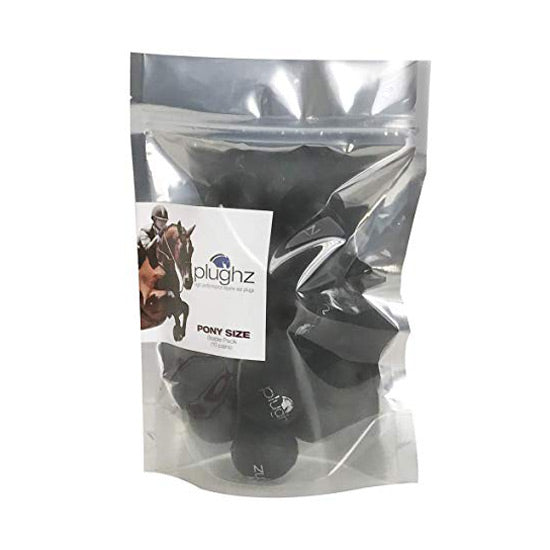 Plughz Equine Ear Plugs, Pony Size, Stable Pack
