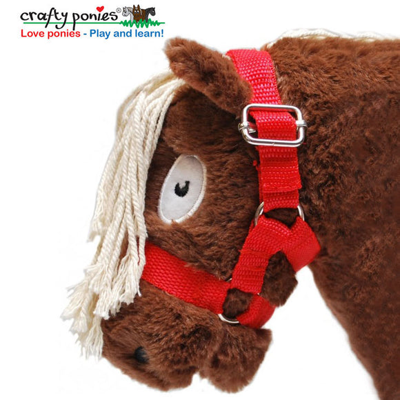 Crafty Ponies Nylon Halter