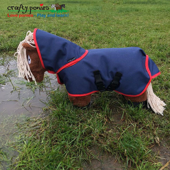 Crafy Pony Turnout Rug & Booklet