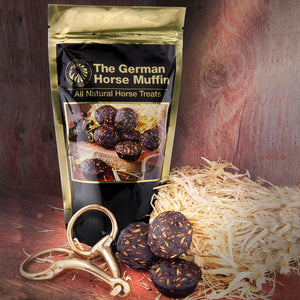 German Horse Muffins,  1 lb Bag
