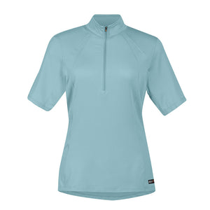 Kerrits Ice Fil Short Sleeve Solid Show Shirt