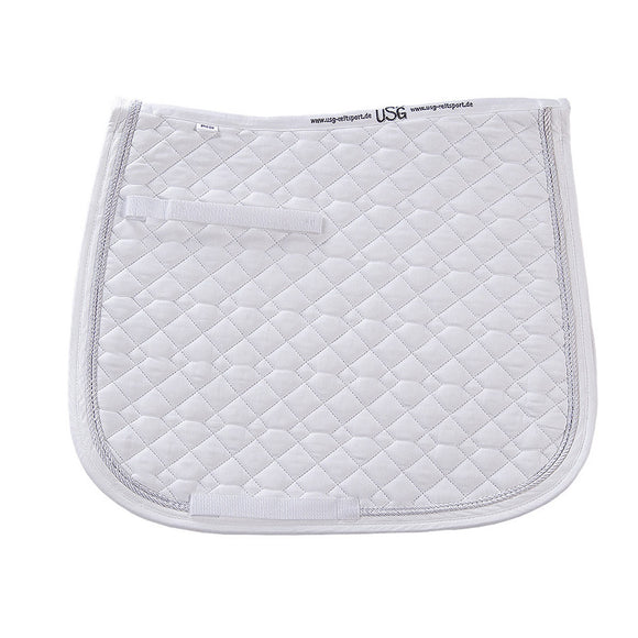 USG All Purpose Saddle Pad,  White