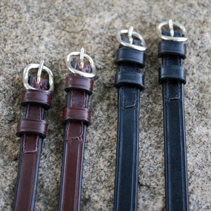 Gent's Spur Straps with Keepers