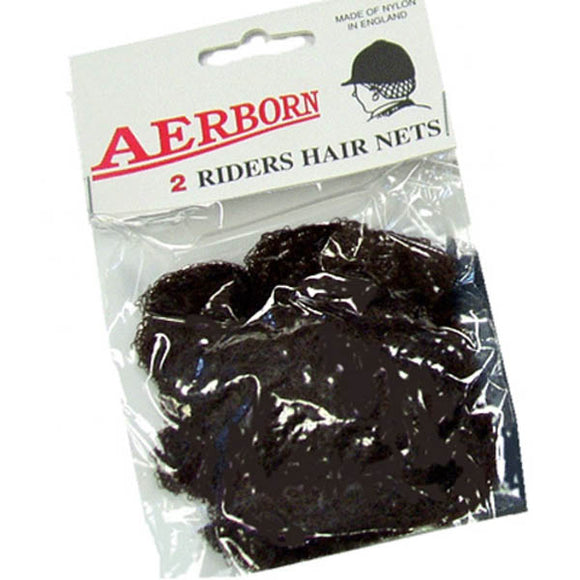 Aerborn Heavy Weight Hairnet,  2 Pack