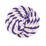 6' Cotton Spiral Lead Rope