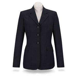 R.J. Classics Sydney II Ladies Show Coat,  Black