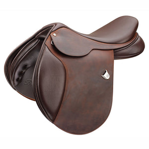 Bates Heritage Caprilli Close Contact Saddle