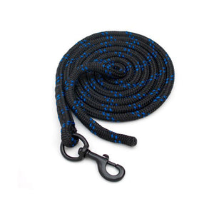 12 Foot Blocker Lead Rope with Popper
