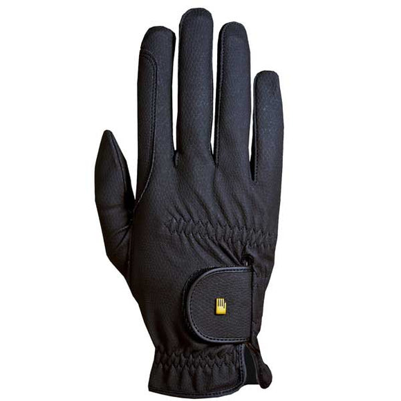 Roeckl Roeck-Grip Gloves Black