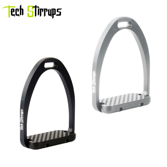 Tech Aphrodite Dressage Stirrup Irons