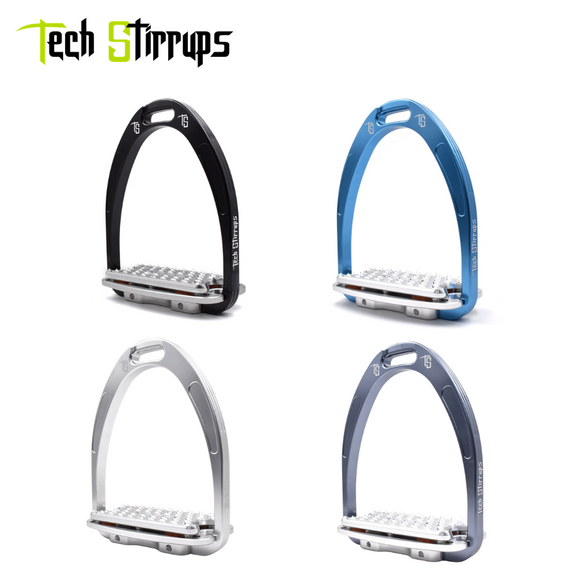 Tech Athena Jumper Plus Stirrup Irons