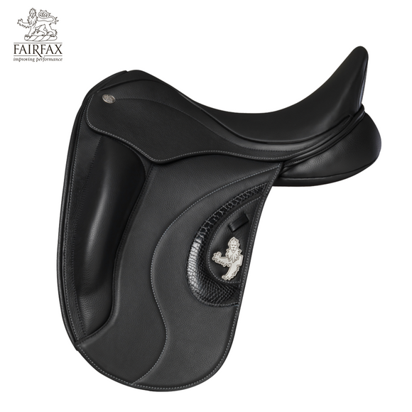 Fairfax World Class Monoflap Dressage Saddle