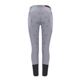 Cavallo Cara Grip Mobile Breeches,   Grey Washed
