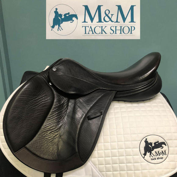 Equine Inspired Cheval et Cavalier Jump Saddle