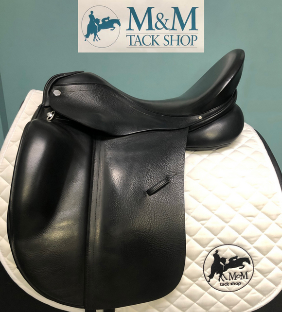 Albion Platinum Ultima, Narrow Seat Dressage Saddle