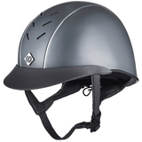 Charles Owen AyrBrush Helmet with Pinstripe
