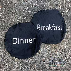 Shires AM & PM Bucket Covers