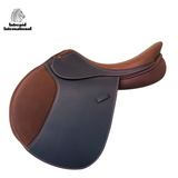 Intrepid Gold Deluxe Close Contact Saddle with IGP