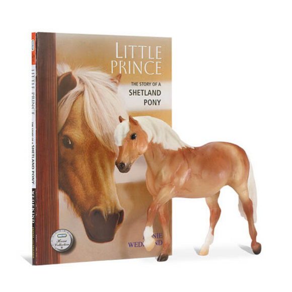 Breyer Little Prince Book and Model Set