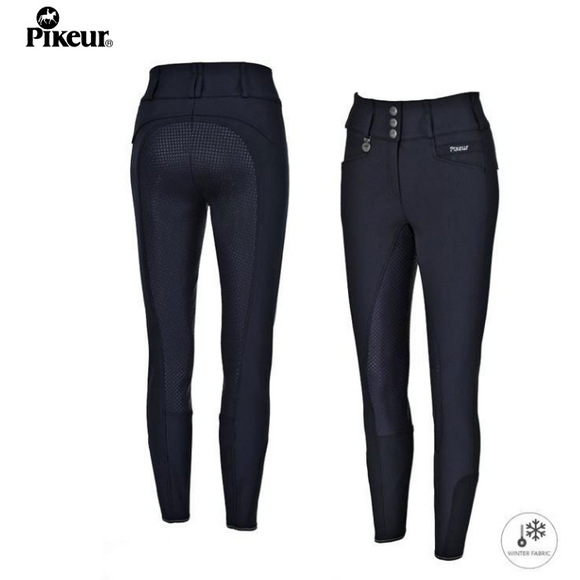 Pikeur Candela Winter Softshell Full Grip Breeches