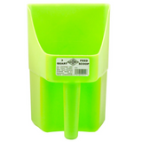 3 Qt Plastic Feed Scoop