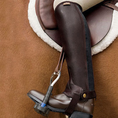 Saxon® Equileather™ Half Chaps