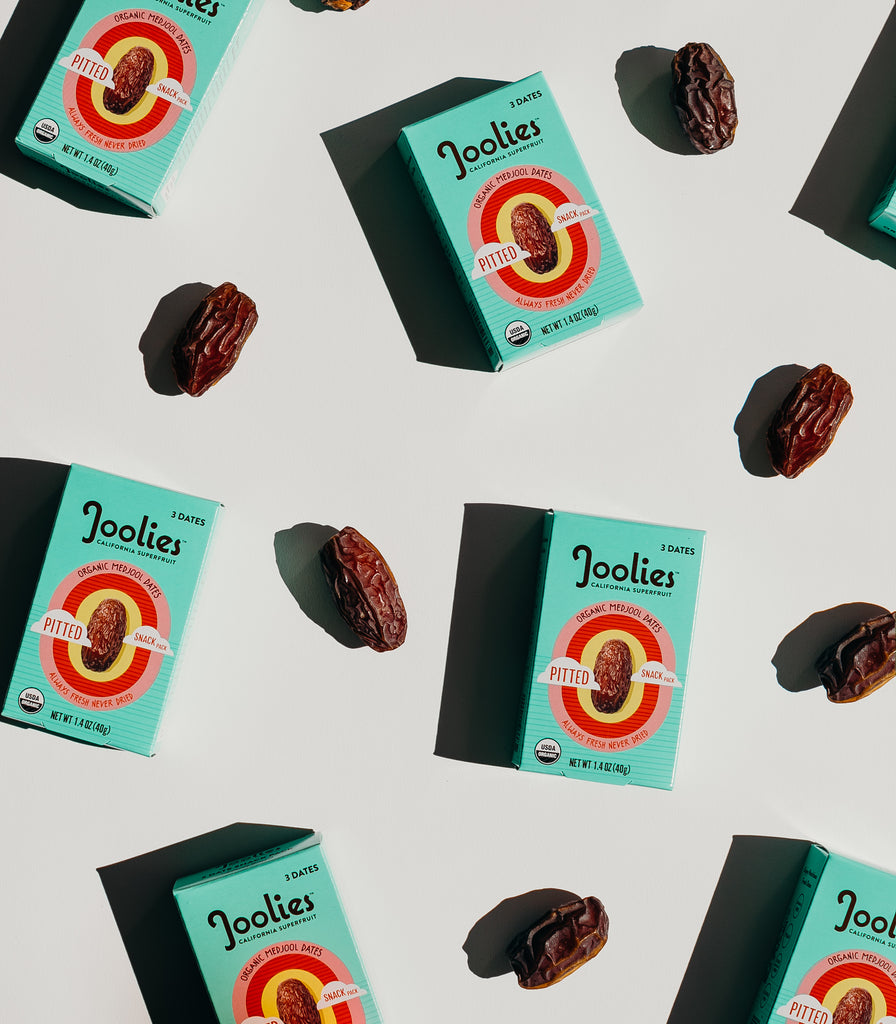 Organic Medjool Dates - Pitted Snack Pack